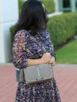 Fall Floral Dress – A Favorite Fall Staple