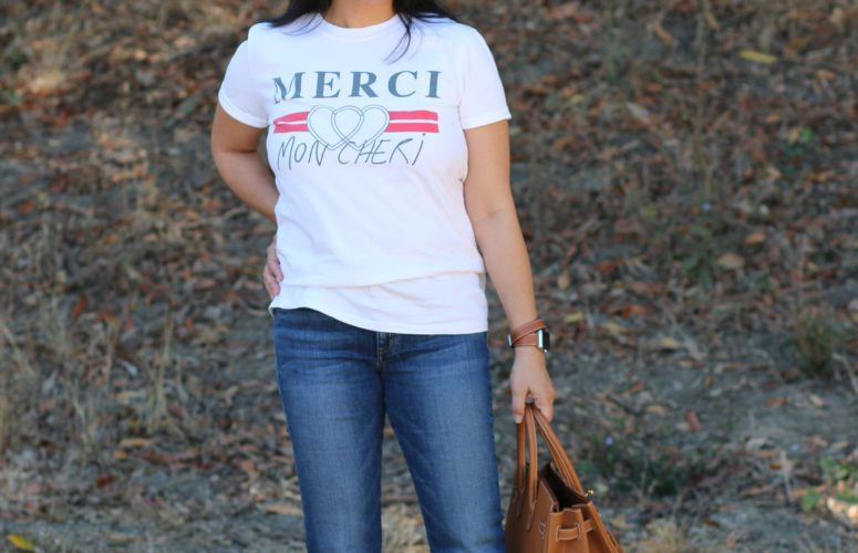 T-shirt and Jeans – A Classic Casual Outfit